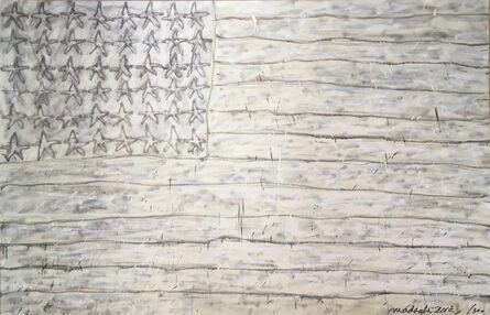 MADSAKI, 'White Flag 2P', 2018