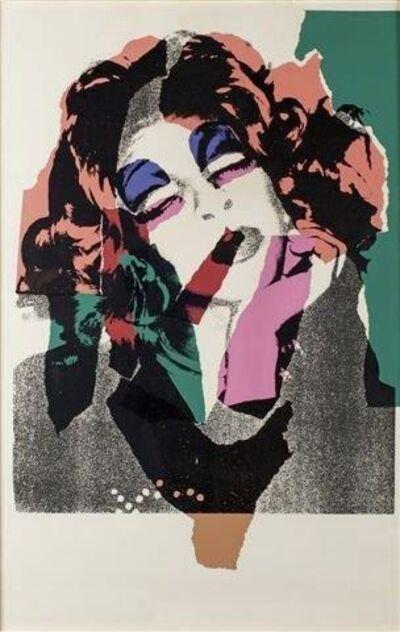 Andy Warhol, 'Ladies and Gentlemen', 1975