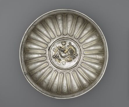 Unknown Artist, 'Bowl with a Medallion of Omphale', ca. 1