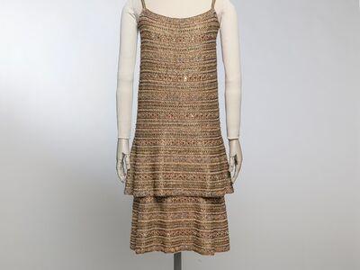 Gabrielle Chanel, 'Evening Dress', 1925