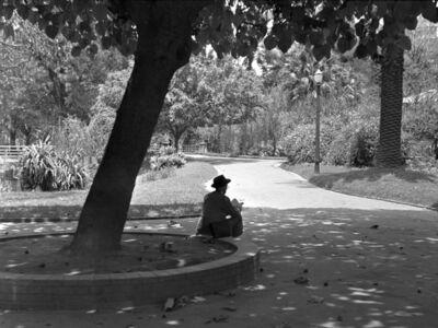 German Lorca, 'Republic Square 1948', vintage