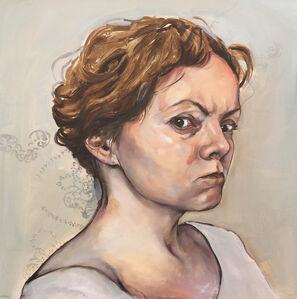 """Christina Disington, '""""Et portrett""""', 2020"""