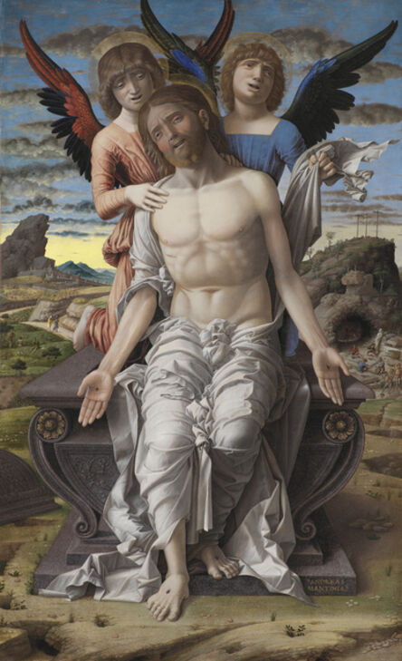 Andrea Mantegna, 'Christ as the Suffering Redeemer', ca. 1495-1500