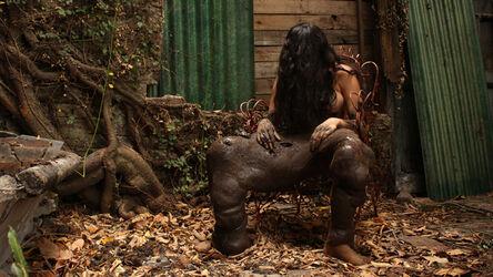 Francesco Albano, 'Melancholia (Elephantiasis) video installation', 2016