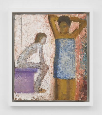 John Lees, 'Two Women', 2018