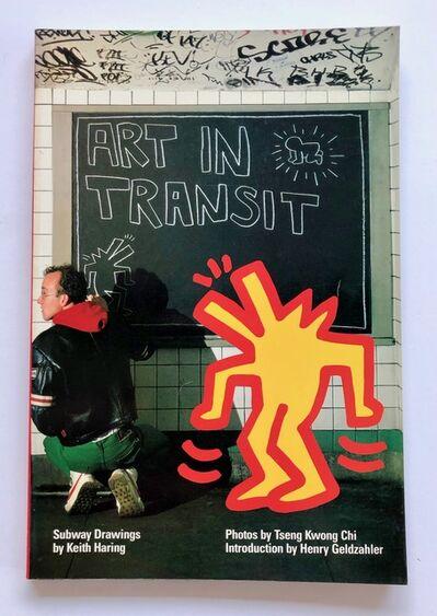 Tseng Kwong Chi, 'Art In Transit', 1984