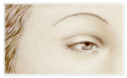 Tabitha Vevers, 'Lover's Eye III: Nusch (after Man Ray)', 2015