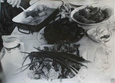 Ion Grigorescu, 'Bengesti, my aunt´s spoon', 1973