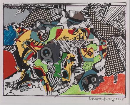Eduardo Paolozzi, 'Untitled - Collage I'