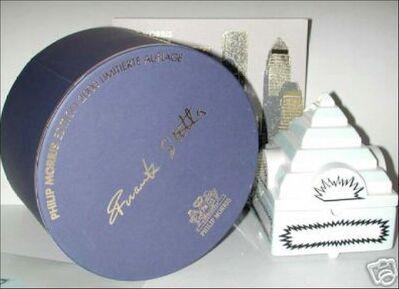 Frank Stella, 'Porcelain Ashtray', 2000