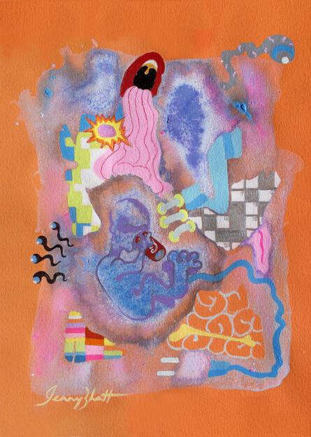 Jenny Bhatt, 'Fluid Mind 6', undated