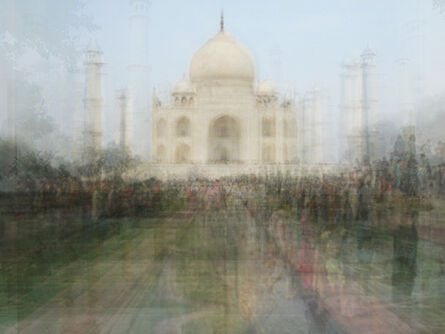Corinne Vionnet, 'Agra', 2006