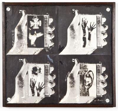 Wallace Berman, 'Untitled', ca. 1965