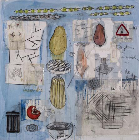 Fabrice Hyber, 'Reborn', 2014