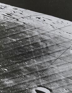 NASA, 'Lunar Orbiter', 1968