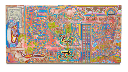 Davíð Örn Halldórsson, 'Scaffolding of strength (glitch)', 2020
