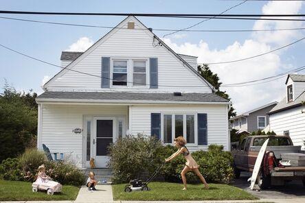 Arthur Elgort, 'Karlie Kloss, Atlantic Beach, NY, Vogue', 2012