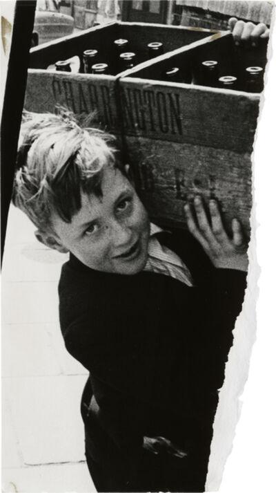 David Bailey, 'Uncharted – East End', 1962