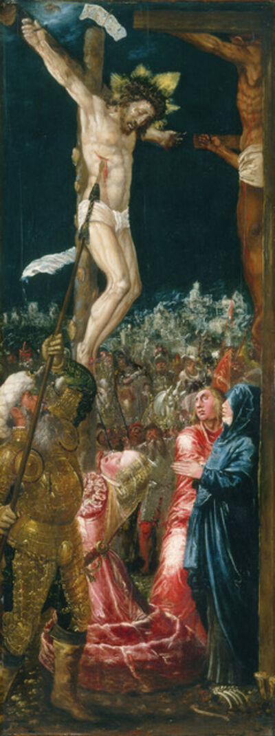 Workshop of Hans Mielich, 'The Crucifixion', ca. 1550/1575