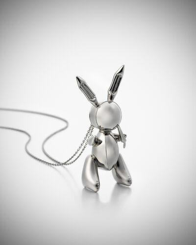 Jeff Koons, 'Rabbit Pendant Necklace', 2005