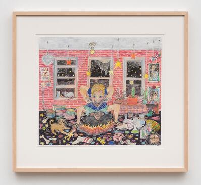 Nicholas Buffon, 'Midnight Latté', 2015