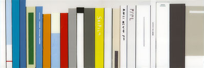 Maria Park, 'Bookcase 9', 2014