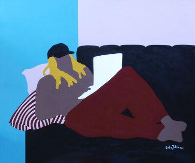 Lola Jiblazee, 'Mitch in BK', 2020