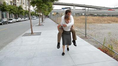 Noah Krell, 'To Move a Body (Piggyback)', 2010