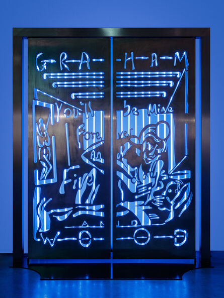 Villa Design Group, 'Meat Locker I (Graham and Wood)', 2015
