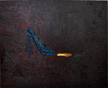 Ecaterina Vrana, 'Pain of the Shoe', 2015
