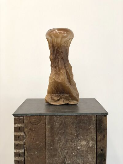 Michael Joo, 'Single Breath Transfer(Lateral) 单呼吸转运(外侧支)', 2019