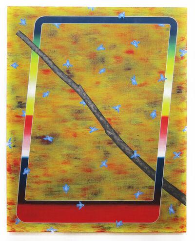 Henry Gunderson, 'Swarm Behavior', 2014