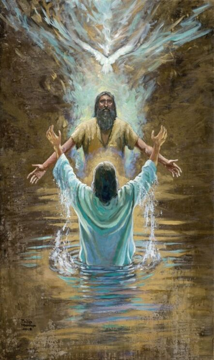 Philip Mantofa, 'JOHN THE BAPTIST 施洗約翰', 2018