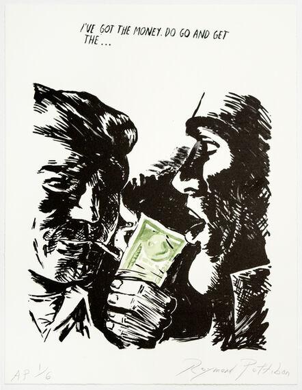 Raymond Pettibon, 'Untitled (I've Got the Money...)', 2018