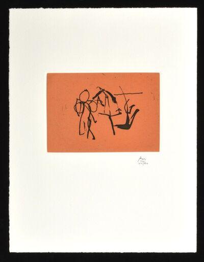 Robert Motherwell, 'Ulysses', 1988