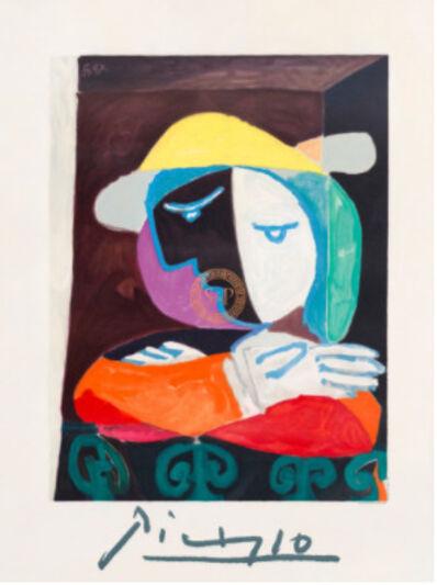 Pablo Picasso, 'Femme au Balcon',  1979-1982