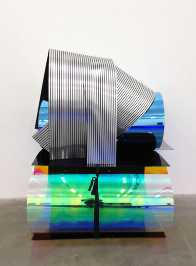 Julia Dault, 'Untitled 22, 11:30 AM-4:30 PM, July 14, 2012'