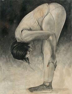 Robert Pruitt, 'Untitled (Yoga)', 2018