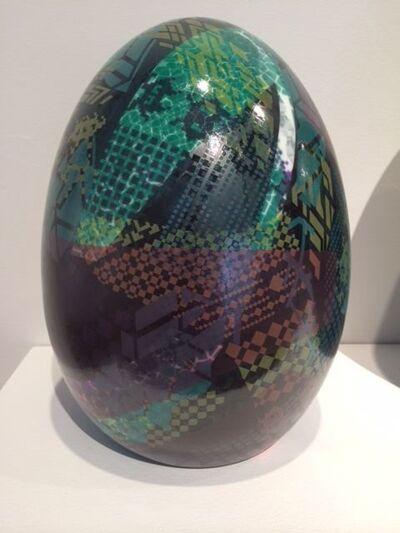 Jesse Small, 'Medium Egg', 2014