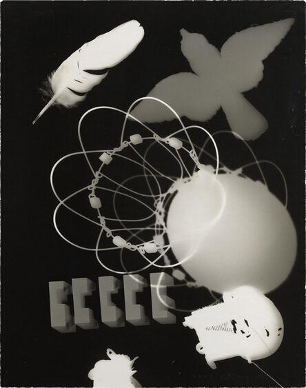 Man Ray, 'Rayograph', 1946