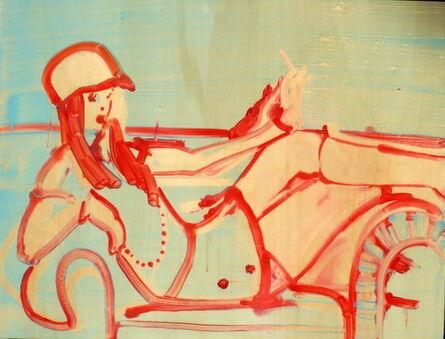 Ilona Szalay, 'Smoker', 2015