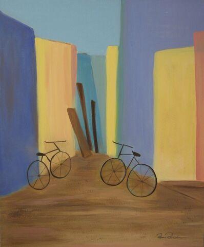 Rana Raouda, 'Bicycles in Jodhpur', 1995-2005