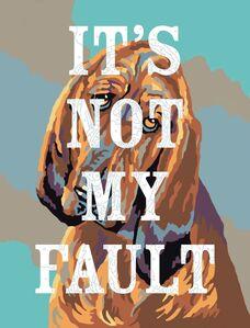 Trey Speegle, 'It's Not My Fault', 2019