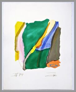 Larry Zox, 'Untitled IV', ca. 1979