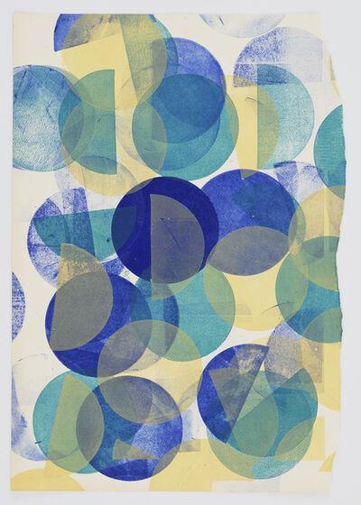 Austin Thomas, 'Small Circles of Blue', 2020