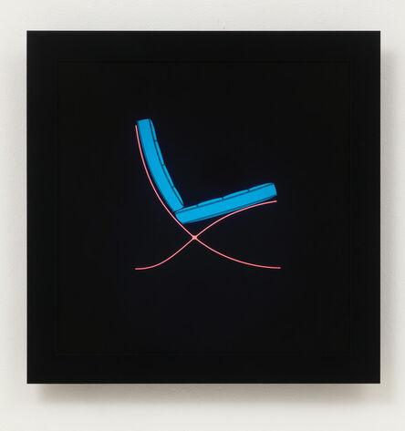 Michael Craig-Martin, 'Chair', 2013