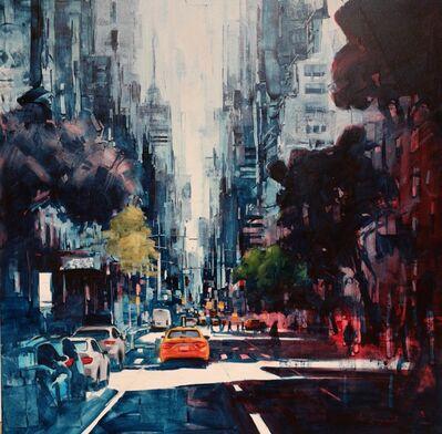 Arne Spangereid, 'Lexington Ave', 2020
