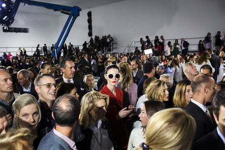 Landon Nordeman, 'Dior No. 2 (After the Show)', 2016