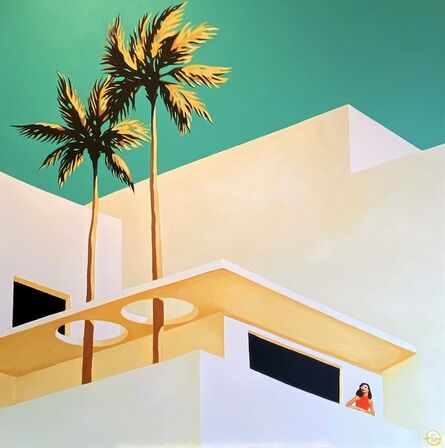 Emilie Arnoux, 'Love from South Beach ', 2020