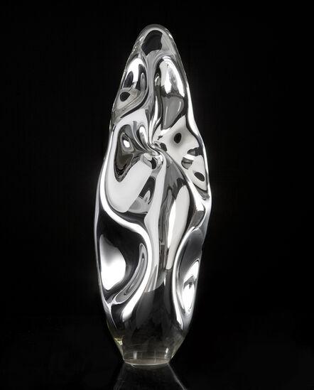 "Jeff Zimmerman, '""Dented"" sculpture', 2011"